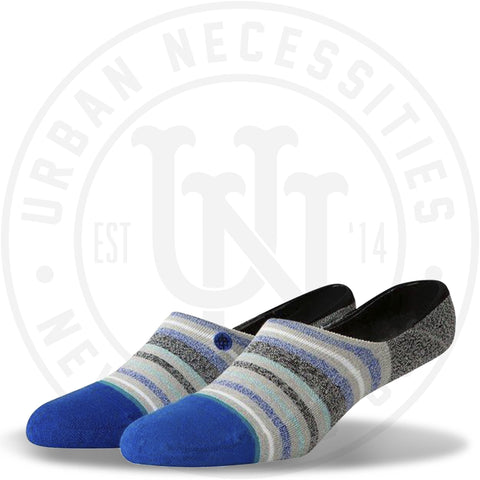 Stance No Show Socks Byron Bay Invisible Black-Urban Necessities
