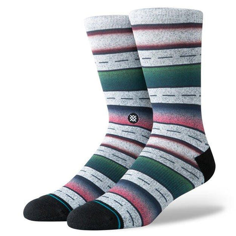 Stance Socks Sierras Grey-Urban Necessities
