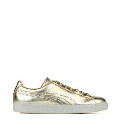 Suede Jr 50th Gold - 367297 01-Urban Necessities