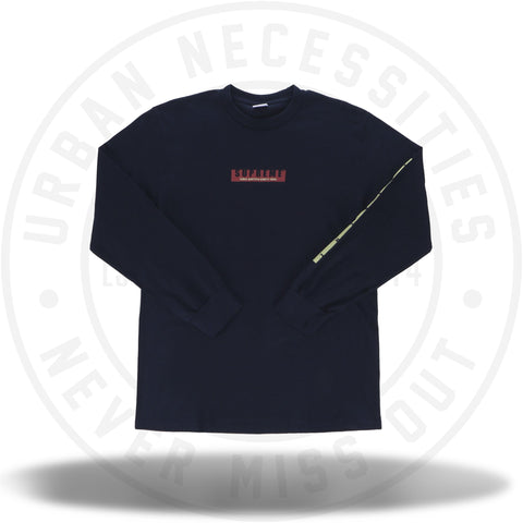 Supreme 1994 LS Tee Navy-Urban Necessities