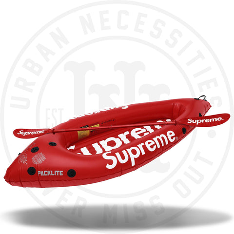 Supreme Advanced Elements Packlite Kayak Red-Urban Necessities