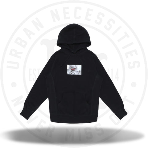 Supreme Astronaut Hooded Pullover Black-Urban Necessities