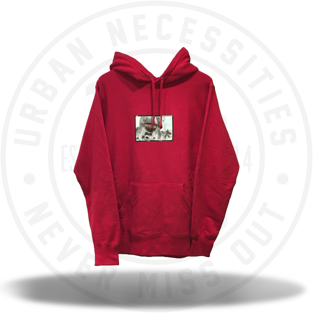 Supreme Astronaut Hooded Pullover Red-Urban Necessities