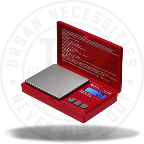 Supreme AWS MAX-700 Digital Scale Red-Urban Necessities