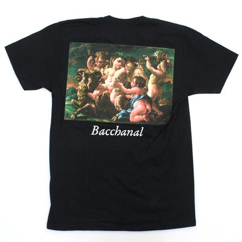 Supreme Bacchanal Tee Summer 2015 Black-Urban Necessities