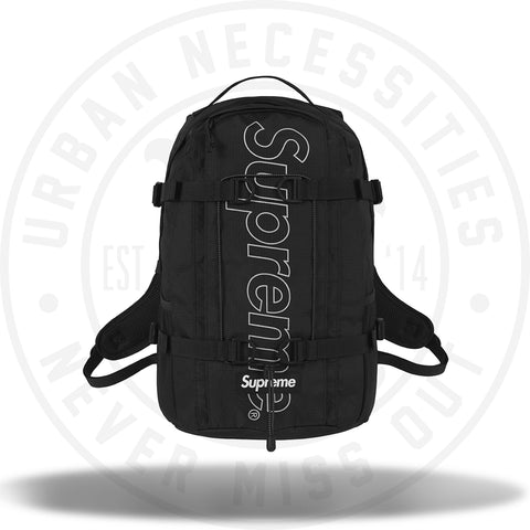 Supreme Backpack (FW18) Black-Urban Necessities