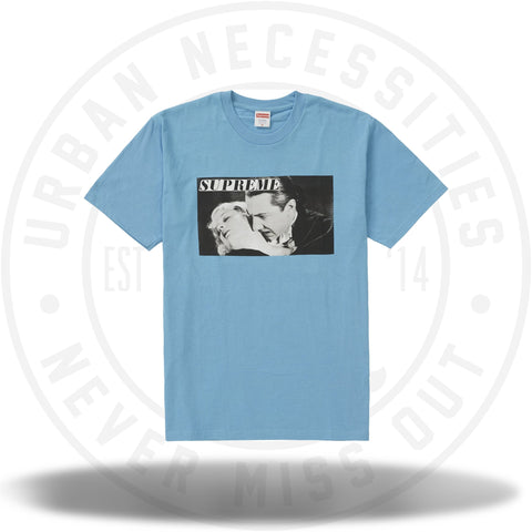 Supreme Bela Lugosi Tee Light Slate-Urban Necessities