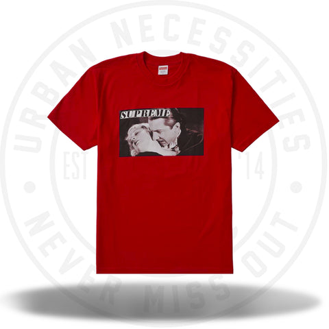 Supreme Bela Lugosi Tee Red-Urban Necessities