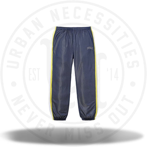 Supreme Bonded Mesh Track Pant Navy-Urban Necessities