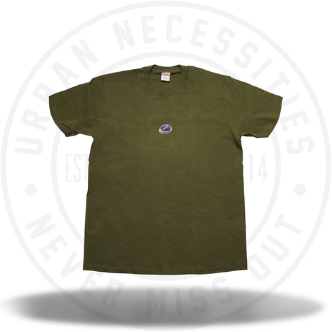Supreme Bottle Cap Tee Olive-Urban Necessities
