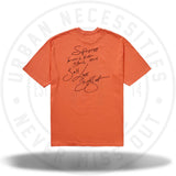 Supreme Buju Banton Tee Neon Orange-Urban Necessities