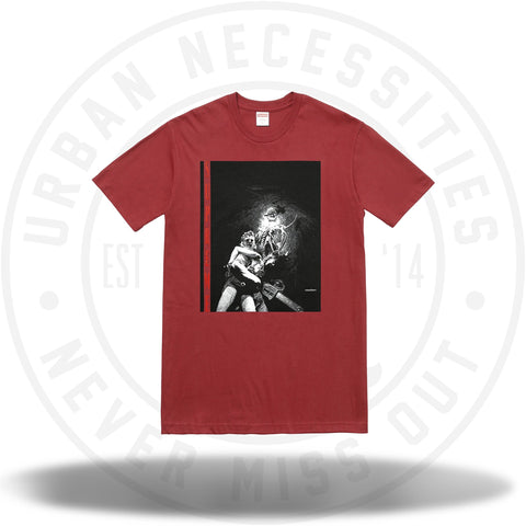 Supreme Chainsaw Tee Brick-Urban Necessities