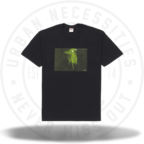 Supreme Chris Cunningham Chihuahua Tee Black-Urban Necessities