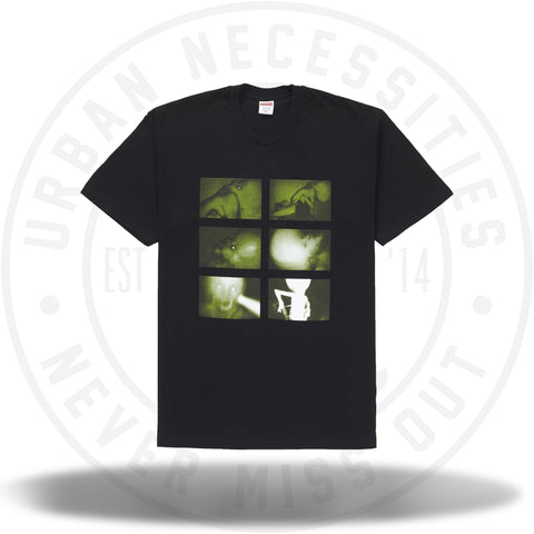 Supreme Chris Cunningham Rubber Johnny Tee Black-Urban Necessities