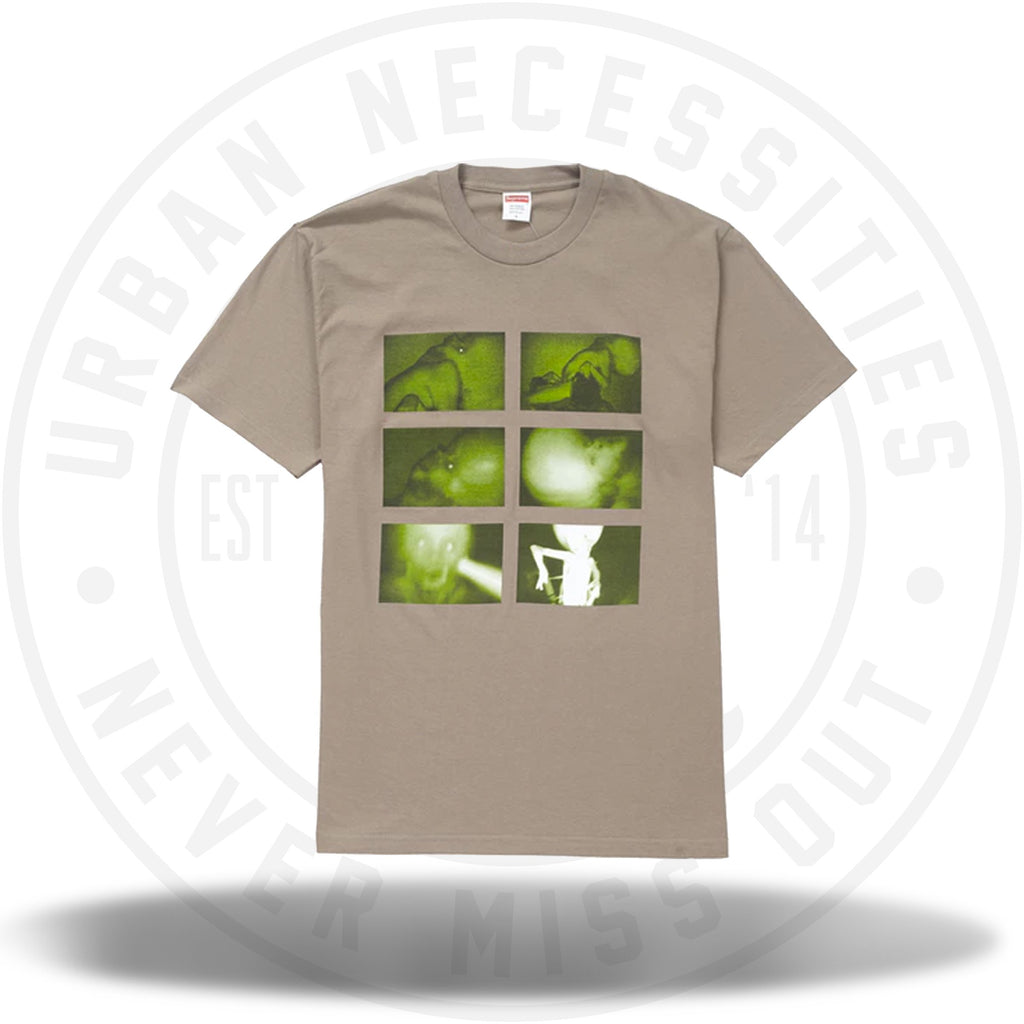 Supreme Chris Cunningham Rubber Johnny Tee Taupe-Urban Necessities