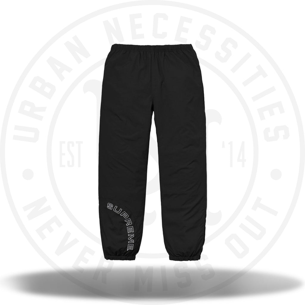 Supreme Corner Arc Track Pant Black-Urban Necessities