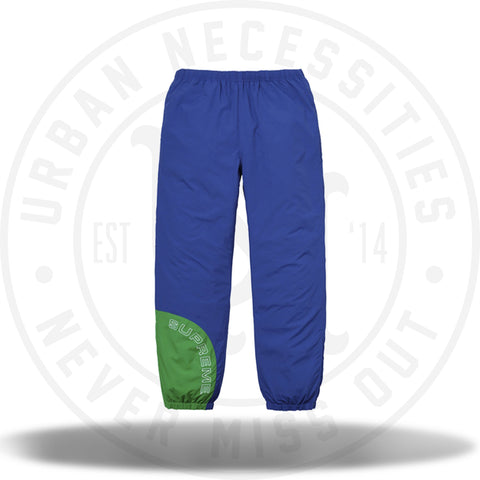 Supreme Corner Arc Track Pant Royal-Urban Necessities