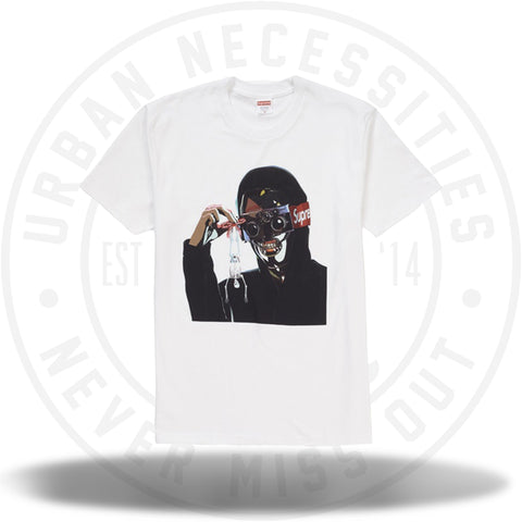 Supreme Creeper Tee White-Urban Necessities