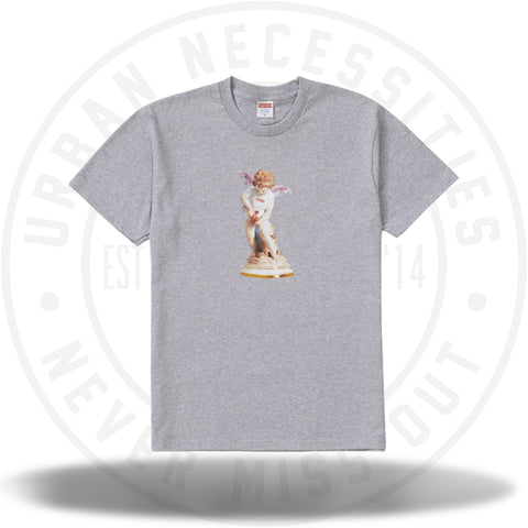 Supreme Cupid Tee Heather Grey-Urban Necessities