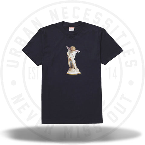 Supreme Cupid Tee Navy-Urban Necessities