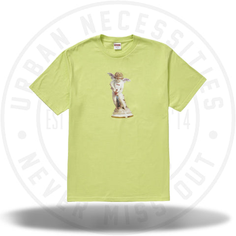 Supreme Cupid Tee Neon Green-Urban Necessities