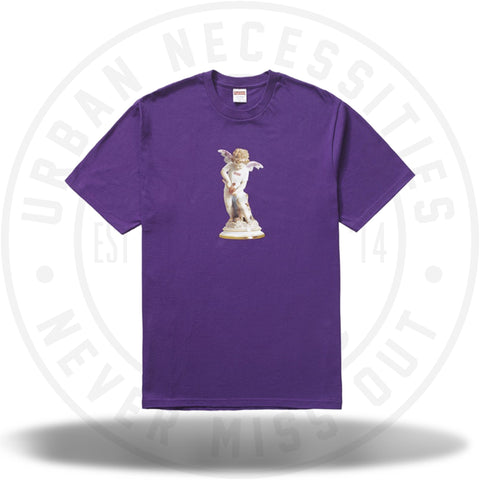 Supreme Cupid Tee Purple-Urban Necessities