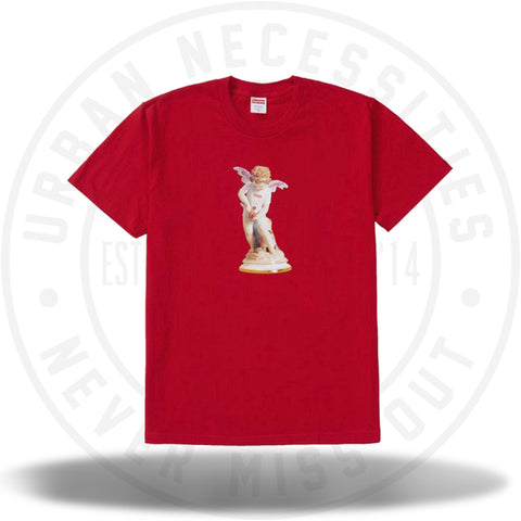 Supreme Cupid Tee Red-Urban Necessities