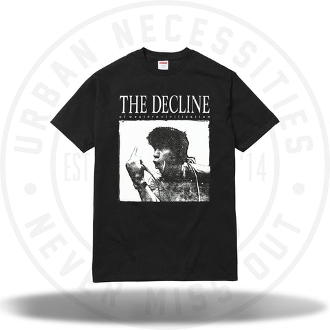 Supreme Decline of Western Civilization Black-Urban Necessities
