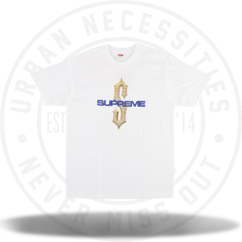 Supreme Diamonds Tee White-Urban Necessities