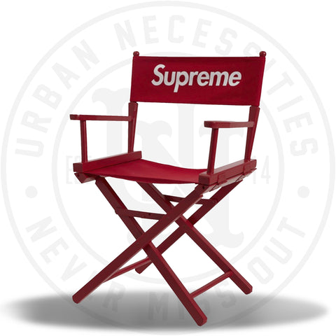 Supreme Director Chair - Red SS19-Urban Necessities