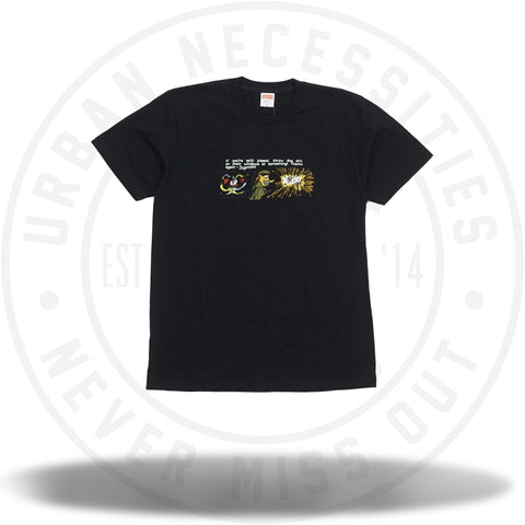 Supreme Dog Shit Tee Black-Urban Necessities