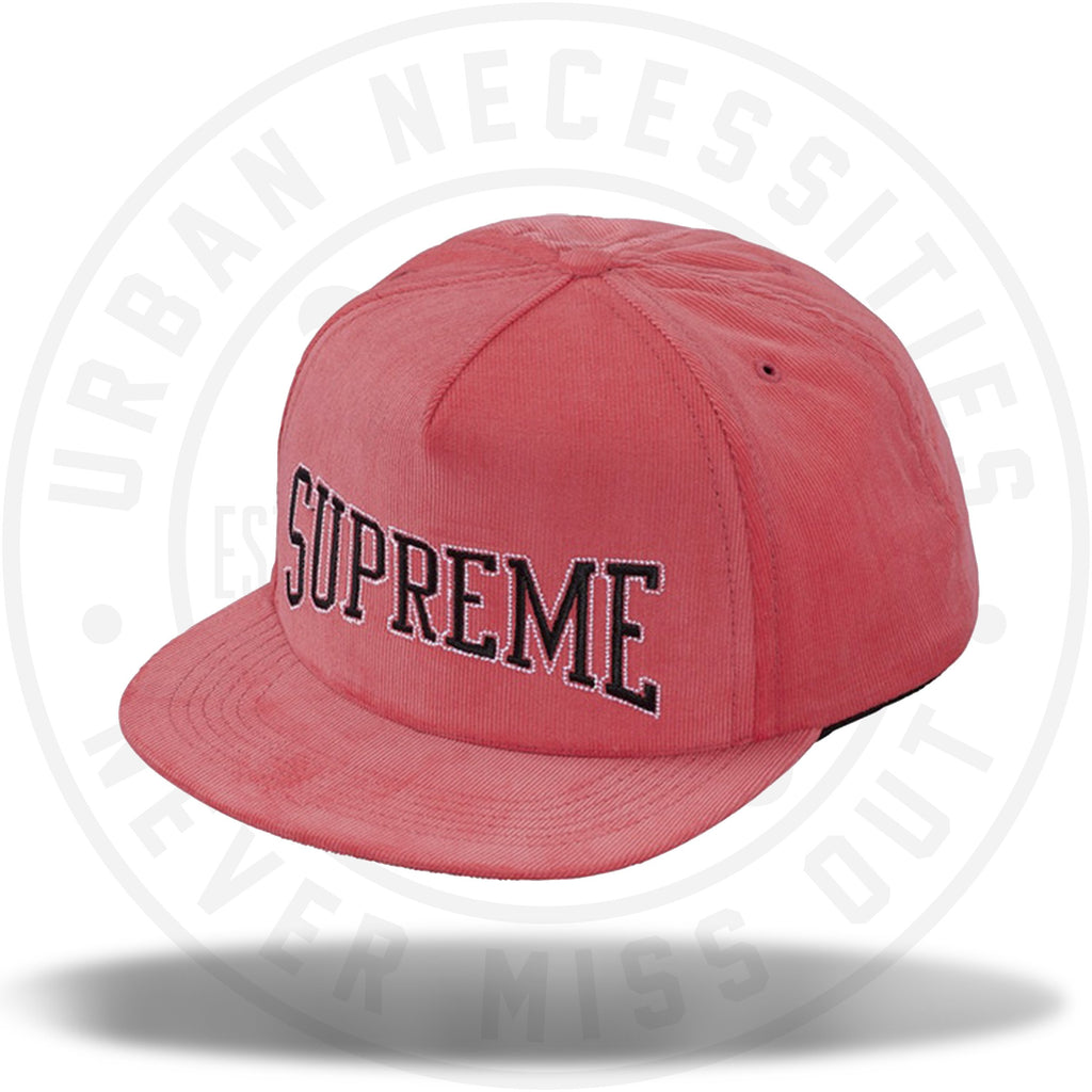 Supreme Dotted Arc 5-Panel Pink-Urban Necessities