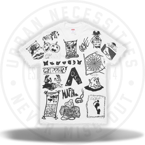 Supreme Dream Tee White-Urban Necessities