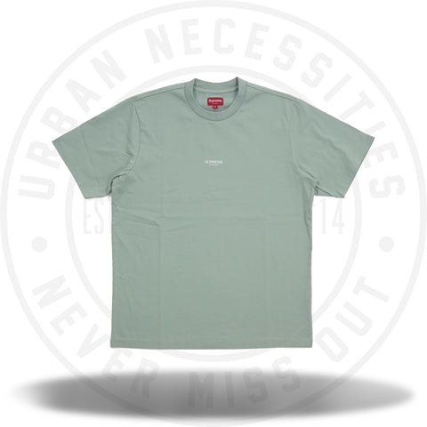 Supreme First and Best Tee Light Green-Urban Necessities