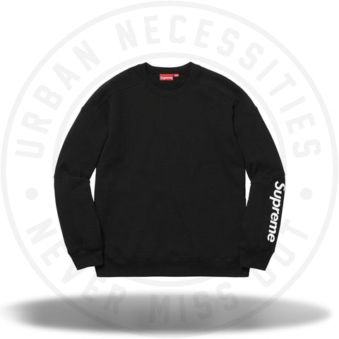 Supreme Formula Crewneck Black SS19-Urban Necessities