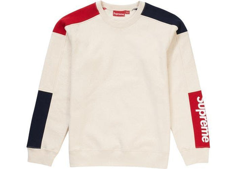 Supreme Formula Crewneck Natural SS19-Urban Necessities