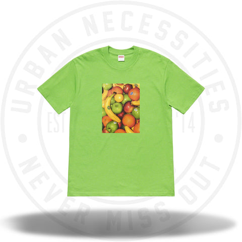 Supreme Fruit Tee Green SS19-Urban Necessities