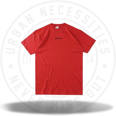 Supreme FTW Tee Red-Urban Necessities