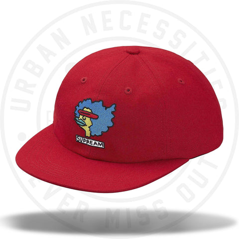 Supreme Gonz Ramm 6-Panel Red-Urban Necessities