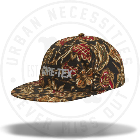 Supreme GORE-TEX 6-Panel Flower Print-Urban Necessities