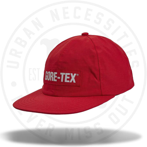 Supreme GORE-TEX 6-Panel Red-Urban Necessities