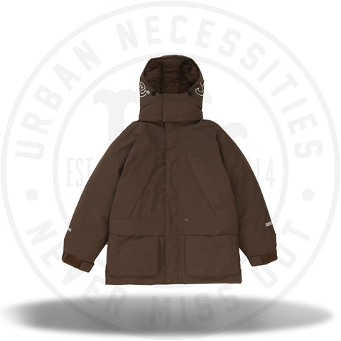Supreme GORE-TEX 700-Fill Down Parka Brown-Urban Necessities
