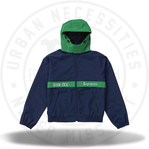 Supreme GORE-TEX Court Jacket Navy-Urban Necessities