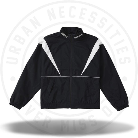 Supreme GORE-TEX Court Jacket (SS19) Black-Urban Necessities