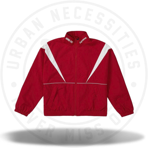 Supreme GORE-TEX Court Jacket (SS19) Red-Urban Necessities