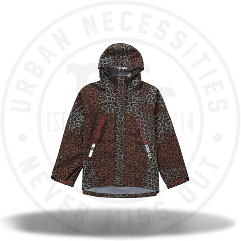 Supreme GORE TEX Taped Seam Jacket Leopard-Urban Necessities