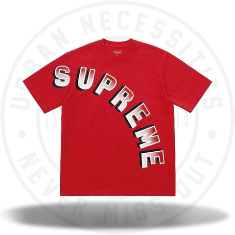 Supreme Gradient Arc Top Red-Urban Necessities