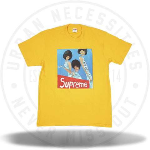 Supreme Group Tee Bright Orange-Urban Necessities