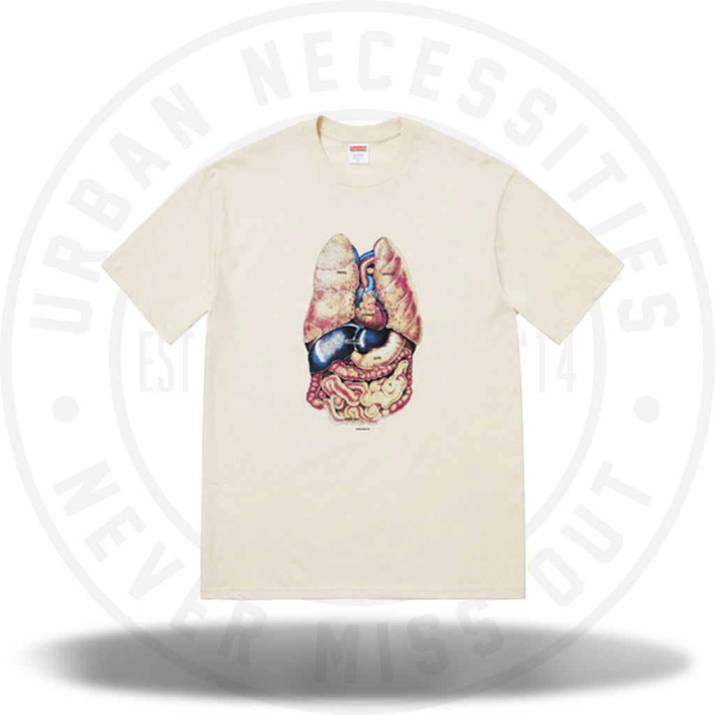 Supreme Guts Tee Natural-Urban Necessities