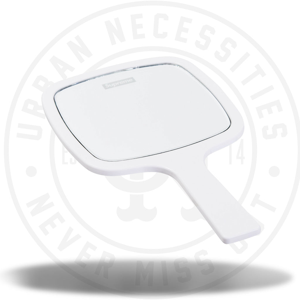 Supreme Hand Mirror White-Urban Necessities